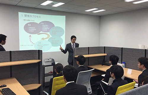 東京ワンデーインターンシップを開催しました。