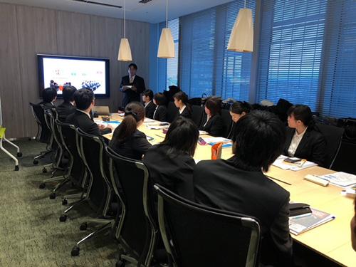 1月23日・24日に名古屋・東京内定式(2回目)&内定者懇親会を開催しました。